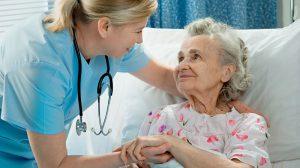 پرستار بیمار